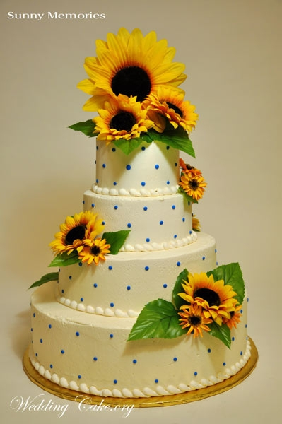 Cake Images With Name Sunny : Wedding Cake Pictures